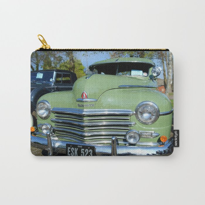 1948 Plymouth Delux Carry-All Pouch