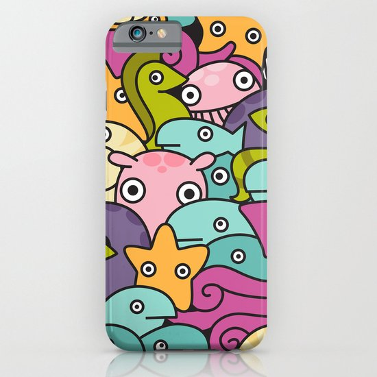 Seafood iPhone & iPod Case
