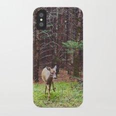 deer 2.  iPhone X Slim Case