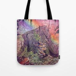 The Magic Stump Tote Bag