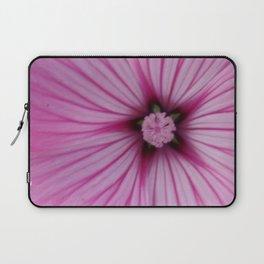 Pink Striations Laptop Sleeve