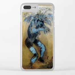 Witch Doctor        by Kay Lipton Clear iPhone Case
