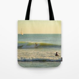 La Vague Tote Bag
