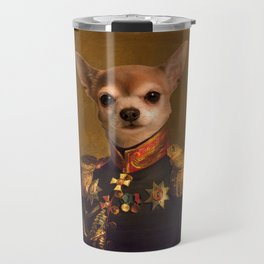 Chiwawa General portrait | Cute Kawaii Travel Mug