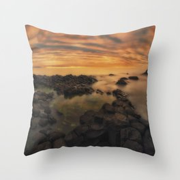 Let This Moment Last Throw Pillow
