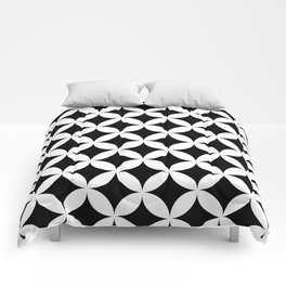 Shippo (cloisonne)Geometric Pattern Comforters
