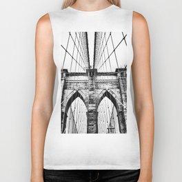 Brooklyn Bridge x Biker Tank