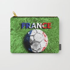 Old football (France) Carry-All Pouch