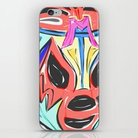 mexico iPhone & iPod Skins featuring MEXICO by MANDIATO ART & T-SHIRTS
