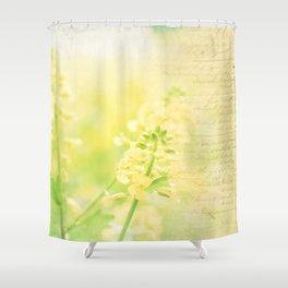 Spring Romance Shower Curtain