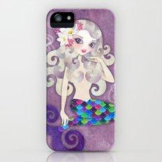 Amethyste Mermaid iPhone (5, 5s) Slim Case