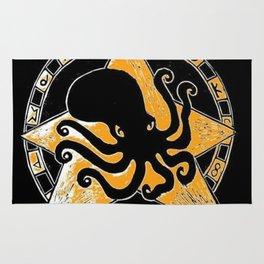 Cephalopod God Rug