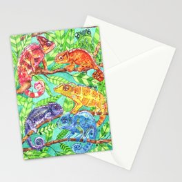 Show Up and Be Seen Stationery Cards