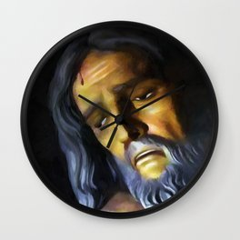 Jesus Christ Crucified Wall Clock