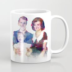 We're a Happy Family Mug