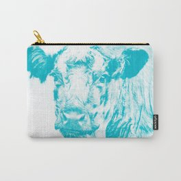 Arnamurchan Coo - Turquise Carry-All Pouch