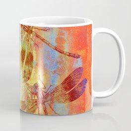 A Dragonflies QQW Coffee Mug