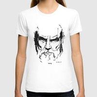 greek T-shirts featuring Greek by Eddie Maurer