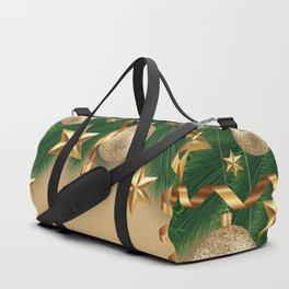 Christmas decoration Duffle Bag