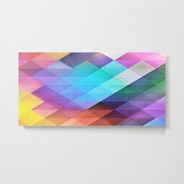 Pattern 12 Metal Print