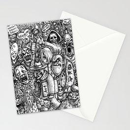 6 Billion Shamen (and no tribe) Stationery Cards