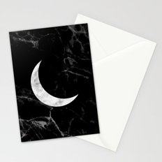 Marble Moon Stationery Cards