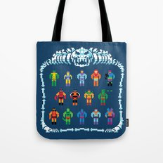 Evil Masters of the Universe Tote Bag