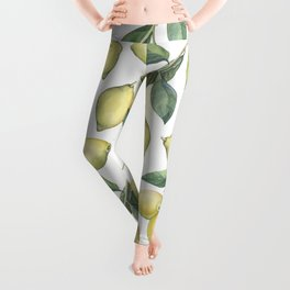 Lemon Fresh Leggings