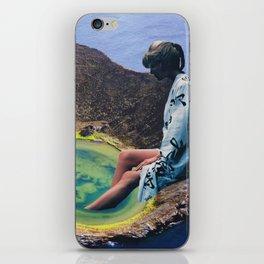 Bathing iPhone Skin