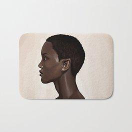 Elf Portrait Bath Mat