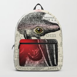 Bat Love by Kathy Morton Stanion Backpack