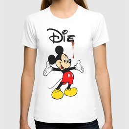 The Poorly Mouse T-shirt