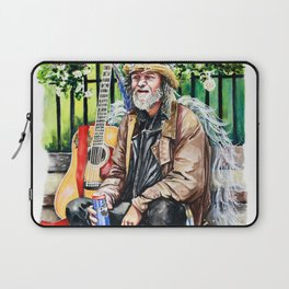 We Are The Music Makers Laptop Sleeve