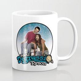 Neil Degrassi Tyson (Sphere) Coffee Mug