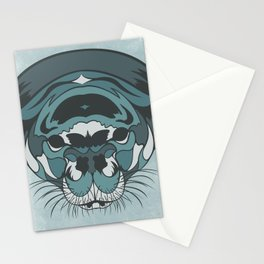 Caribbean Monk Seal Stationery Cards
