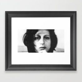 Anna Magnani Framed Art Print