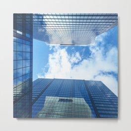 Business reverberation Metal Print