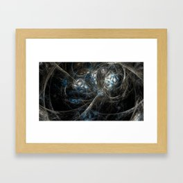Grazia Framed Art Print