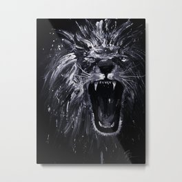 King of the Queen City Metal Print