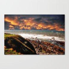 Possessed Ocean Canvas Print