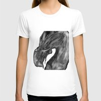 mother of dragons T-shirts featuring Dragons by DragonsTime