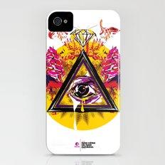 mcnfm_zero três iPhone (4, 4s) Slim Case