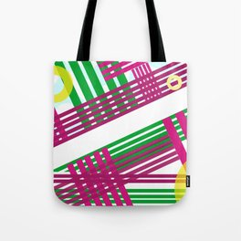 City happyness Tote Bag
