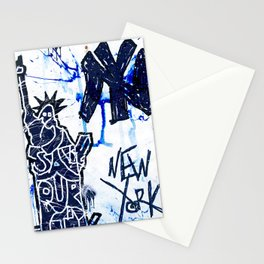NY x NY Stationery Cards
