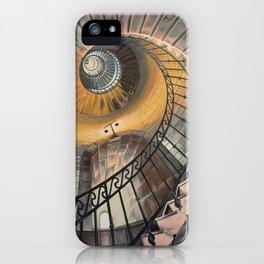 Grand Ascent iPhone Case