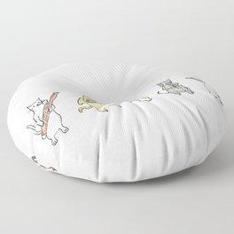 Meowtet Floor Pillow
