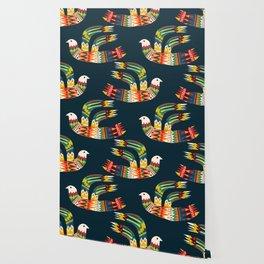Native Bird Wallpaper