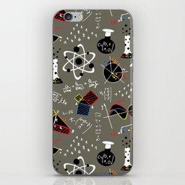 Science Fair iPhone Skin