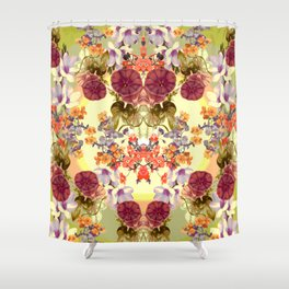 Dainty Garden Shower Curtain