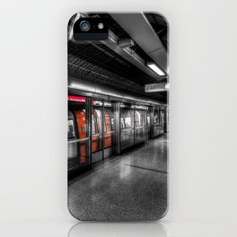 The Underground iPhone Case